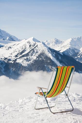 Ski Resort「above the clouds」:スマホ壁紙(10)