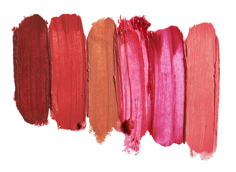 For Sale「A cut out beauty product image of some dabs, lines or smudges of lipstick」:スマホ壁紙(8)