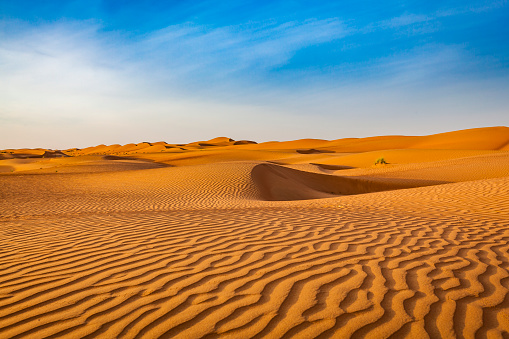Middle East「wave pattern desert landscape, oman」:スマホ壁紙(14)