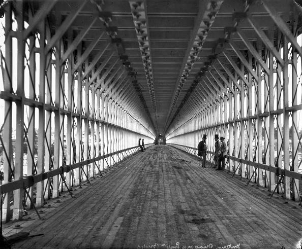 Symmetry「Niagara Bridge」:写真・画像(7)[壁紙.com]