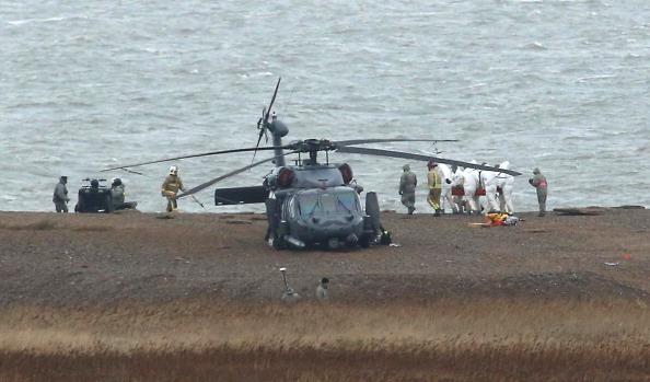 Stephen Pond「Four Killed After US Air Force Helicopter Crashed In Norfolk」:写真・画像(7)[壁紙.com]