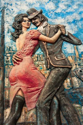Buenos Aires「Caminito - La Boca - Buenos Aires」:スマホ壁紙(7)