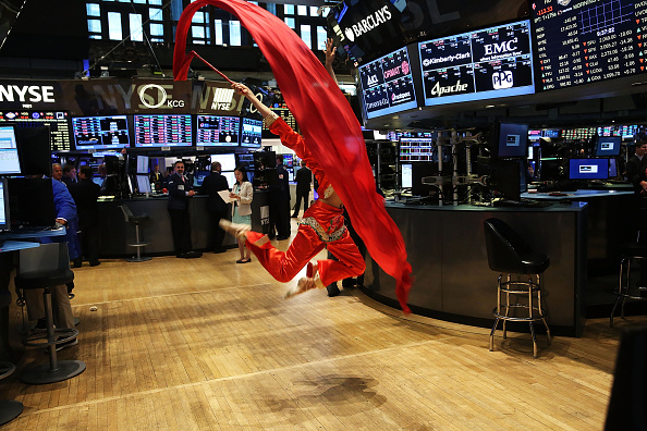 Economy「NYSE Opens After Chinese Markets Take Massive Plunge」:写真・画像(9)[壁紙.com]