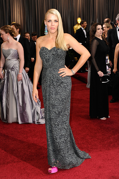 Side Part「84th Annual Academy Awards - Arrivals」:写真・画像(13)[壁紙.com]