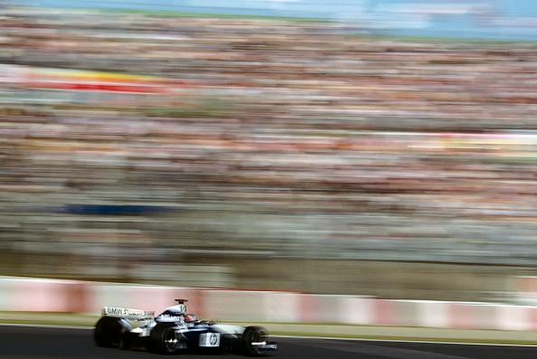 Japanese Formula One Grand Prix「Juan Pablo Montoya, Grand Prix Of Japan」:写真・画像(15)[壁紙.com]