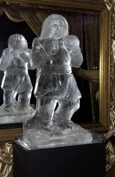 Ice Sculpture「World Boxing Champion Lennox Lewis Party」:写真・画像(19)[壁紙.com]