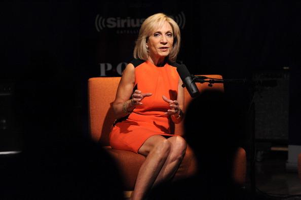 "NBCUniversal「Andrea Mitchell Visits ""SiriusXM Leading Ladies""」:写真・画像(15)[壁紙.com]"