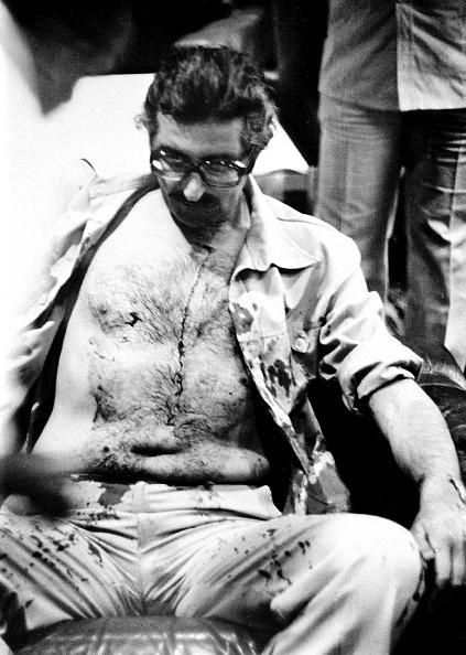 男性一人「Abu Daoud shot in Warsaw 1981」:写真・画像(13)[壁紙.com]