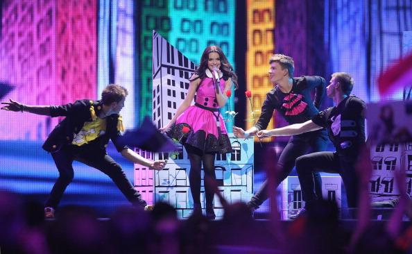 Sean Gallup「Eurovision Song Contest Dusseldorf 2011 - 2nd Semi Finals」:写真・画像(15)[壁紙.com]