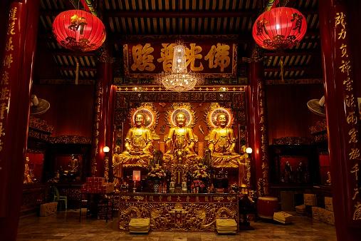 Chinese Lantern「Chinatown, Bangkok, Thailand」:スマホ壁紙(9)