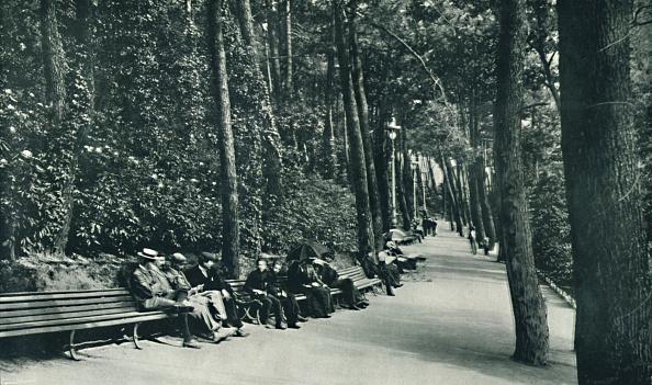 Bench「The Invalids Walk, C」:写真・画像(13)[壁紙.com]