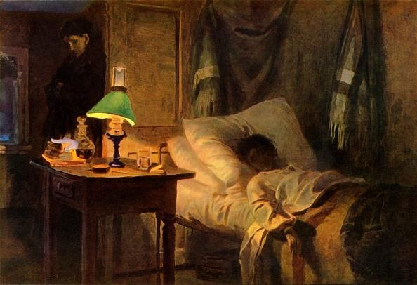 Bedroom「The Invalid」:写真・画像(16)[壁紙.com]