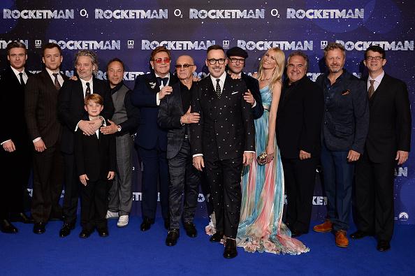 "Rocketman - 2019 Film「""Rocketman"" UK Premiere - Red Carpet Arrivals」:写真・画像(9)[壁紙.com]"