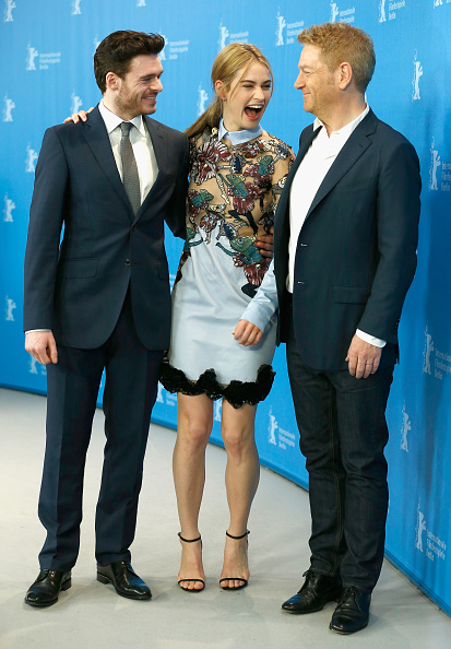Cinderella - 2015 Film「'Cinderella' Photocall - 65th Berlinale International Film Festival」:写真・画像(13)[壁紙.com]