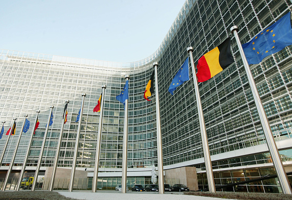 European Union「EC Berlaymont Headquarters Unveiled In Brussels」:写真・画像(2)[壁紙.com]