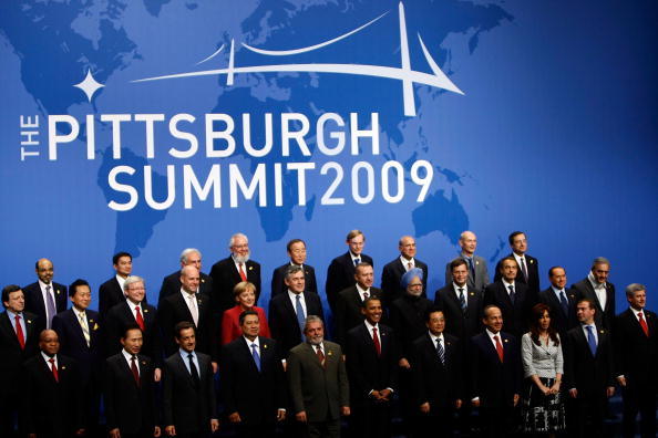 Jose Calderon「World Leaders Gather For G20 Summit In Pittsburgh」:写真・画像(11)[壁紙.com]