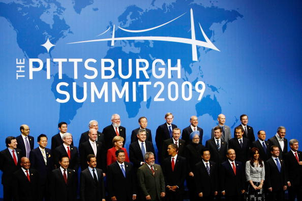 Jose Calderon「World Leaders Gather For G20 Summit In Pittsburgh」:写真・画像(0)[壁紙.com]