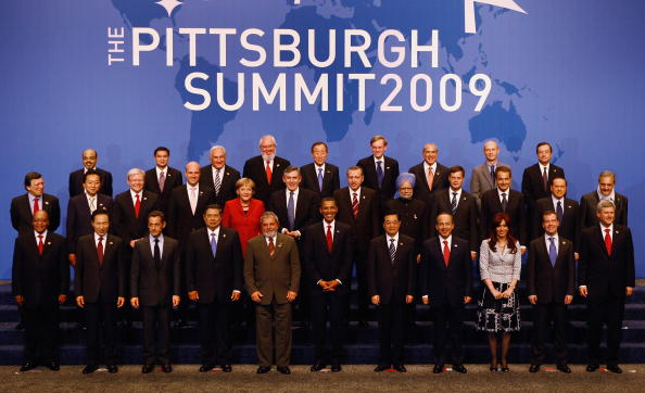 Jose Calderon「World Leaders Gather For G20 Summit In Pittsburgh」:写真・画像(1)[壁紙.com]