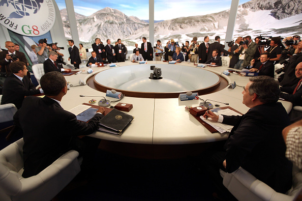 Patriotism「G8 L'Aquila Summit Begins」:写真・画像(6)[壁紙.com]