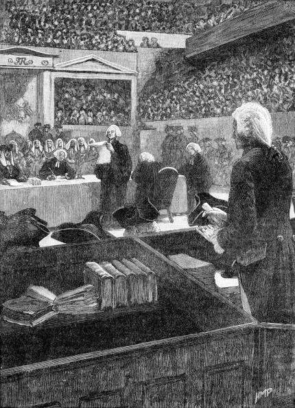 Jury - Entertainment「The trial of Warren Hastings, 1788 - 1795」:写真・画像(7)[壁紙.com]
