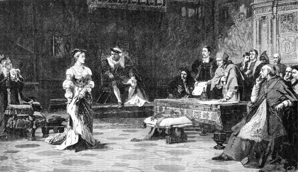 Henry VIII Of England「The Trial of Catherine」:写真・画像(10)[壁紙.com]