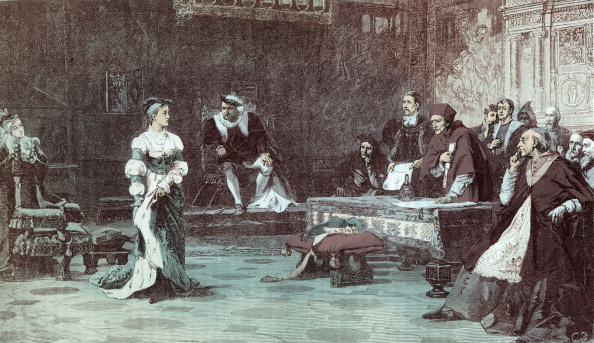 Henry VIII Of England「The Trial of Catherine」:写真・画像(0)[壁紙.com]