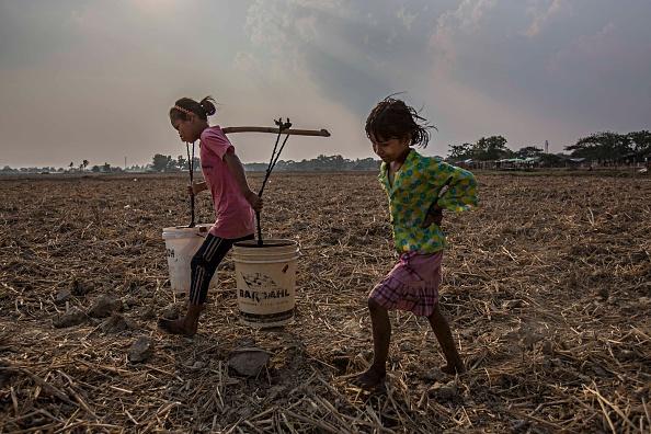 Finance and Economy「El Nino Dry Spell Hits Myanmar」:写真・画像(6)[壁紙.com]