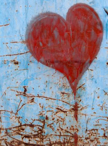 Airbrush「Heart Shape」:スマホ壁紙(9)