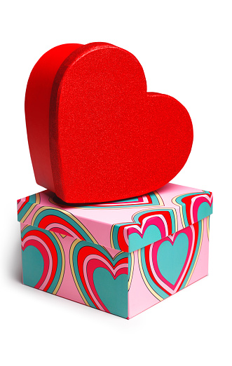 Heart「heart shaped gift box」:スマホ壁紙(7)