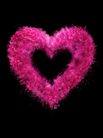 Heart「Heart Shaped Powder Explosion」:スマホ壁紙(8)