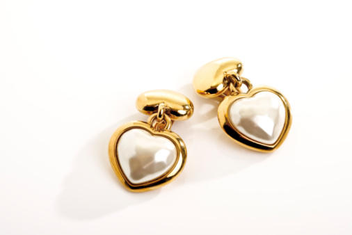 Earring「Heart shaped earrings」:スマホ壁紙(12)