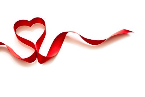 Heart「Heart shaped Ribbon」:スマホ壁紙(19)
