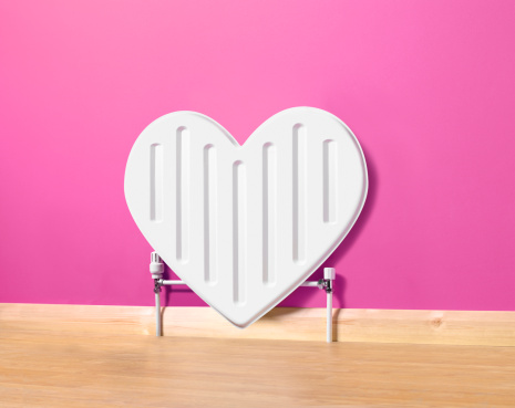 Focus On Background「Heart shaped radiator」:スマホ壁紙(13)