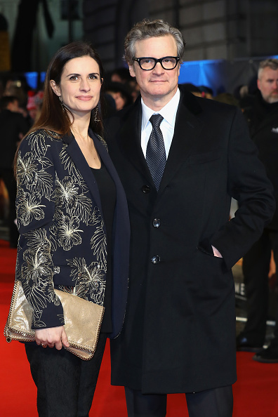 Colin Firth「'The Mercy' World Premiere - Red Carpet Arrivals」:写真・画像(3)[壁紙.com]