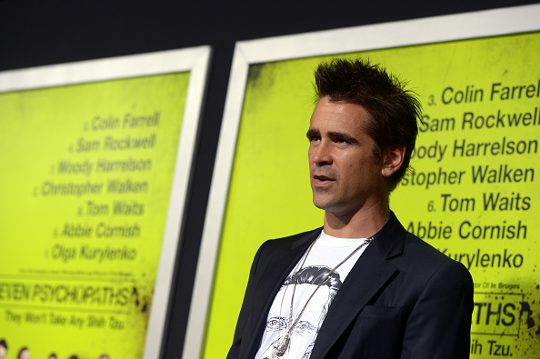 "Spiked「Premiere Of CBS Films' ""Seven Psychopaths"" - Red Carpet」:写真・画像(15)[壁紙.com]"
