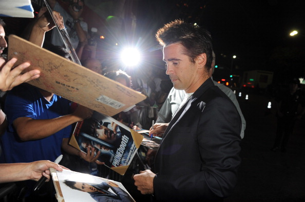 "Spiked「Premiere Of CBS Films' ""Seven Psychopaths"" - Red Carpet」:写真・画像(12)[壁紙.com]"