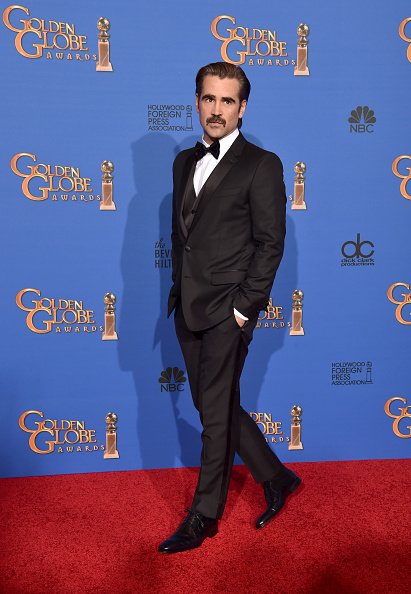 The Beverly Hilton Hotel「72nd Annual Golden Globe Awards - Press Room」:写真・画像(5)[壁紙.com]