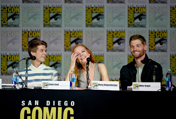 """Mike Miller「Comic-Con International 2015 - CBS TV Studios Lineup Including """"Extant,"""" """"Limitless,"""" """"Scorpion,"""" """"Under The Dome"""" And """"Zoo""""」:写真・画像(3)[壁紙.com]"""