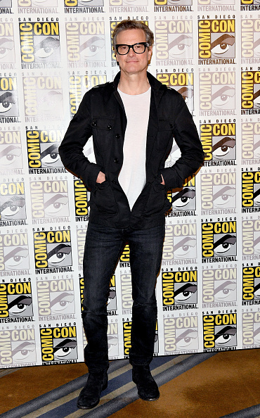 "Horn Rimmed Glasses「Comic-Con International 2017 -  ""Kingsman: The Secret Service"" Press Line」:写真・画像(14)[壁紙.com]"