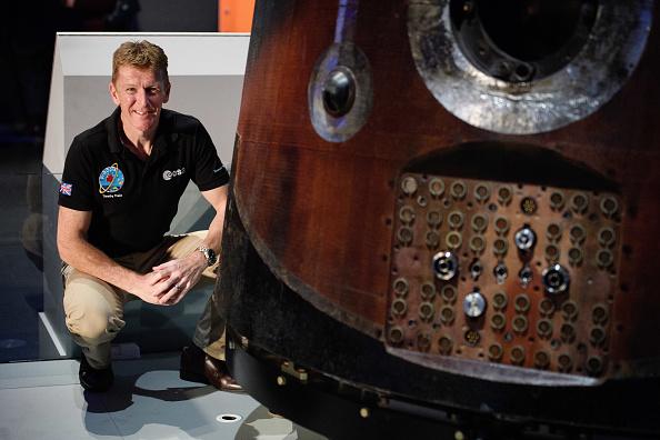 Timothy Peake「Tim Peake's Spaceship Is Installed At The Science Museum」:写真・画像(7)[壁紙.com]