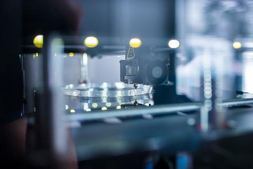 New Business「Printing 3D object」:スマホ壁紙(4)