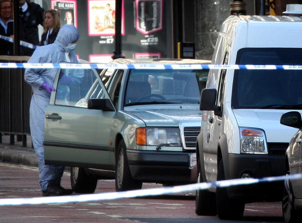 Car Bomb「London Car-Bomb Made Safe By Police」:写真・画像(10)[壁紙.com]