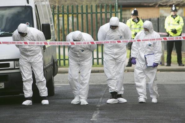 Focus On Foreground「PC Shot Responding To Burglary In Nottingham」:写真・画像(1)[壁紙.com]