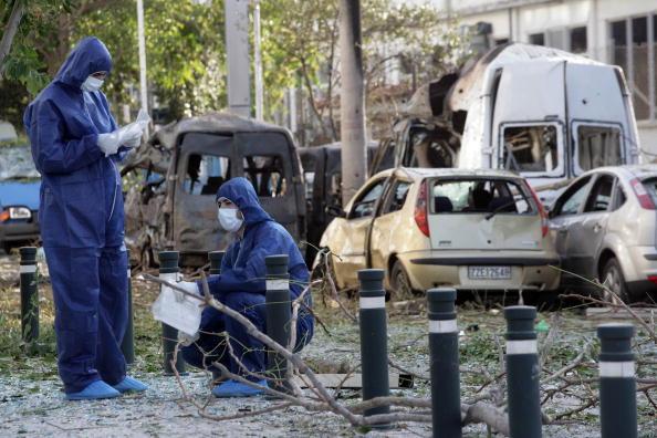 Expertise「Athens Stock Exchange Hit By Bomb」:写真・画像(19)[壁紙.com]