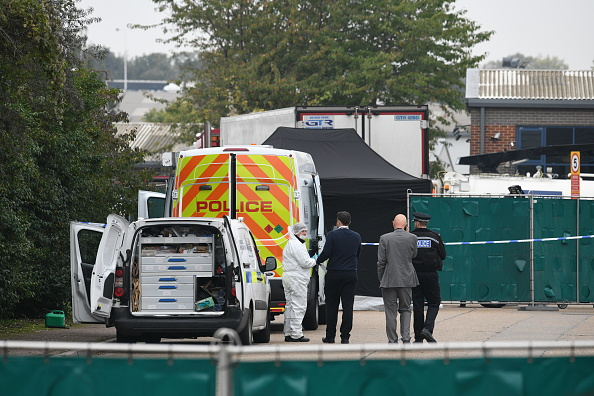 Truck「39 Bodies Discovered In Lorry In Thurrock」:写真・画像(10)[壁紙.com]