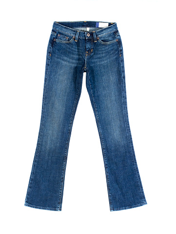Denim「Pair of women's blue denim jeans」:スマホ壁紙(3)
