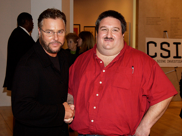 Paley Center for Media - Los Angeles「William Petersen and Daniel Holstein」:写真・画像(12)[壁紙.com]