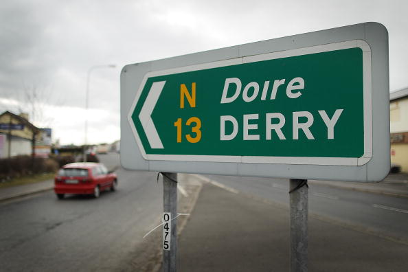 County Donegal「Northern Irish City Braced For Release Of Bloody Sunday Report」:写真・画像(2)[壁紙.com]