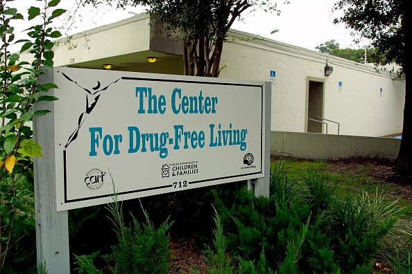 Recovery「Noelle Bush Staying At Drug Center」:写真・画像(6)[壁紙.com]
