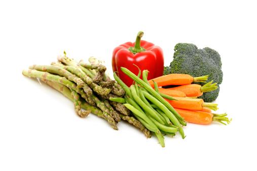 Carrot「Colorful Healthy Whole Fresh Vegetables」:スマホ壁紙(9)
